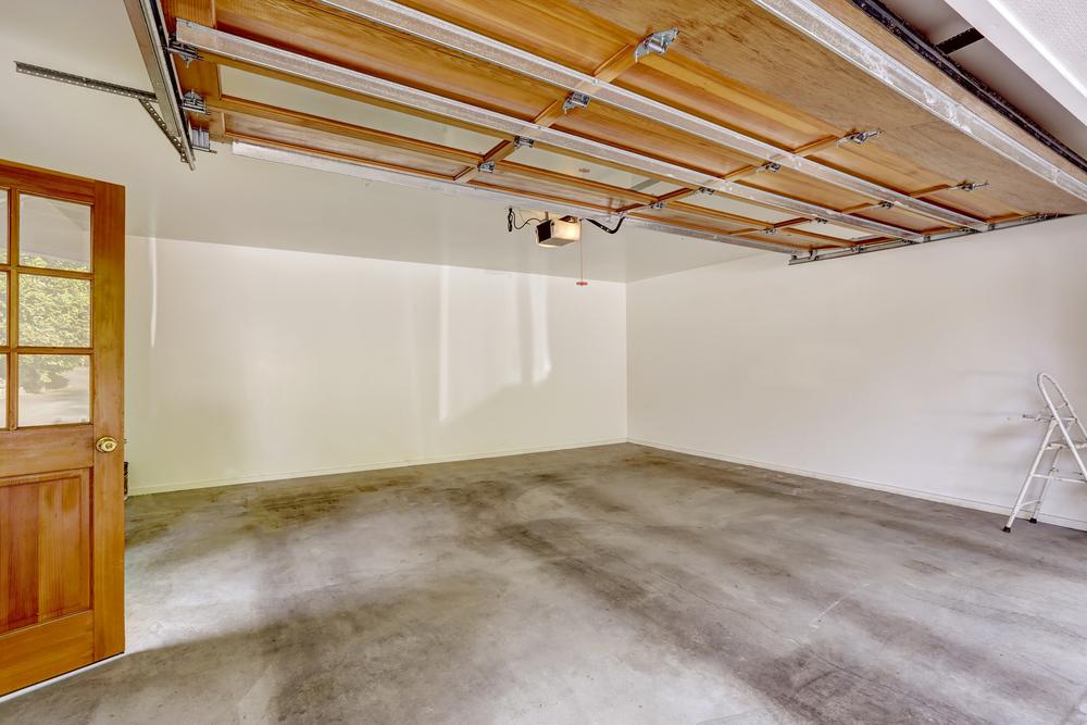 Repair your concrete garage floor lift up concrete for How do you clean cement floors