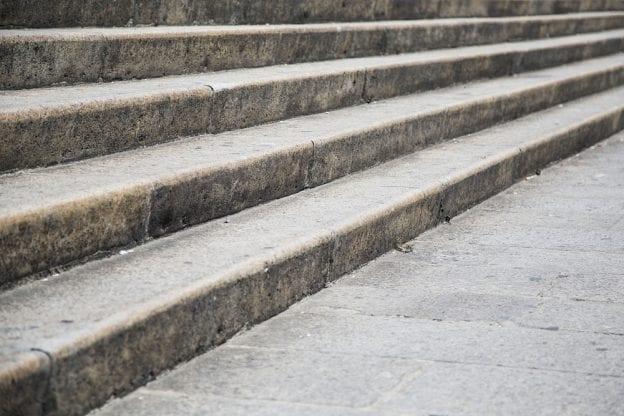 Sunken Steps