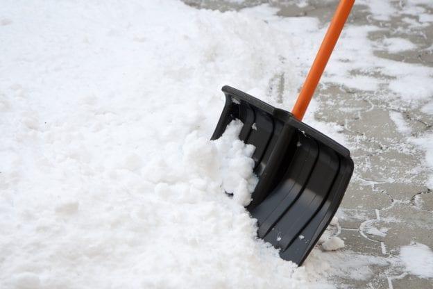 Winter Concrete Repair