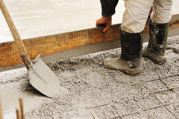 concrete slab jacking permanent