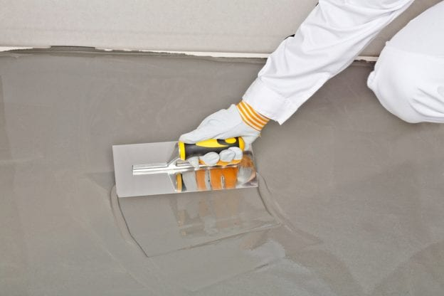 concrete leveling home waterproofing