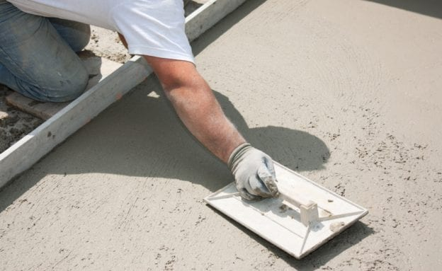 expect concrete floor leveling
