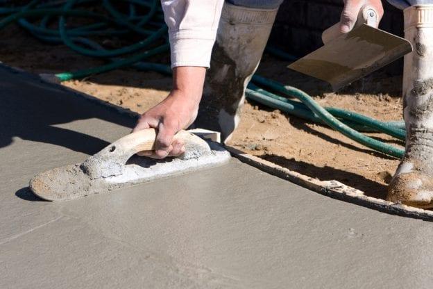 ADA standards concrete sidewalks