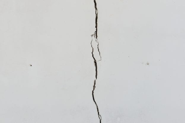 concrete crack precursors mitigation tactics