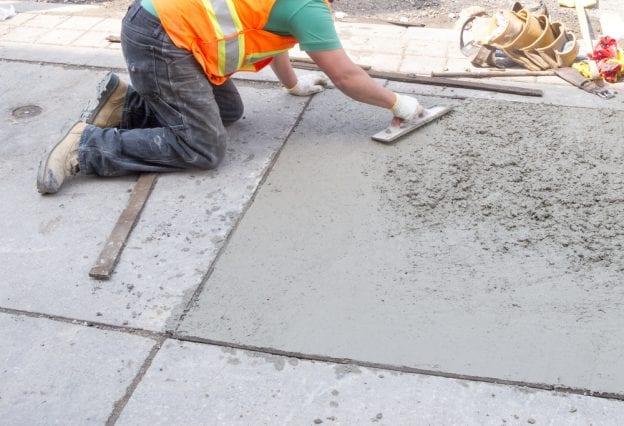 advantages concrete repair replacement