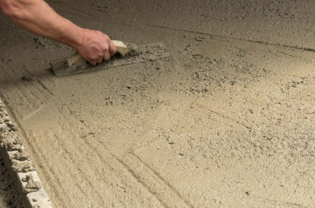 concrete repair increasing home value