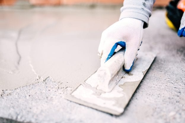 foundation repair exposed elements