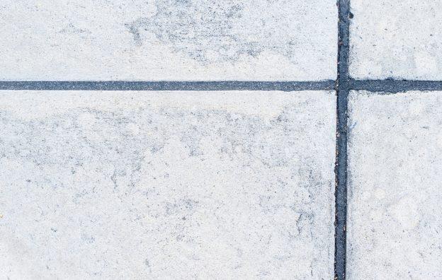 concrete sealing crack stain resistance