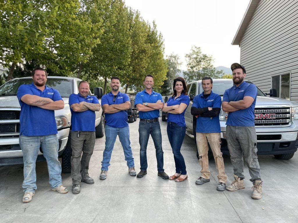 Lift-Up Concrete Team